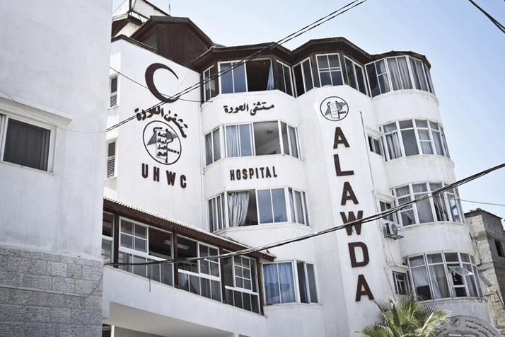 Support  Al Awda Hospital in Northern Gaza