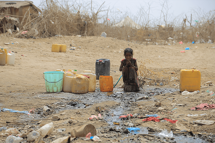 Water Rehabiliation – Yemen