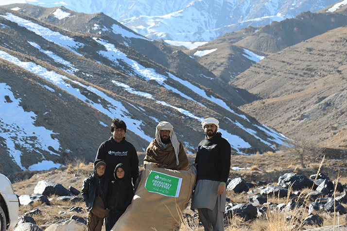 Winter Packets – Pakistan