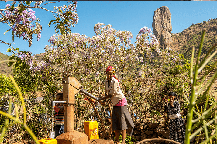 Water Well – Ethiopia