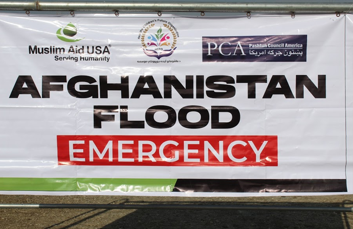 Afghanistan Flood Emergency