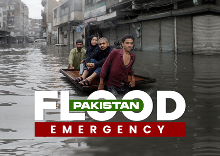 Pakistan Flood Emergency